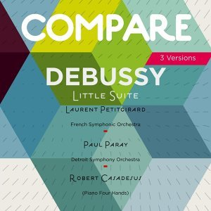 Robert Casadesus, Laurent Petitgirard, Paul Paray 歌手頭像