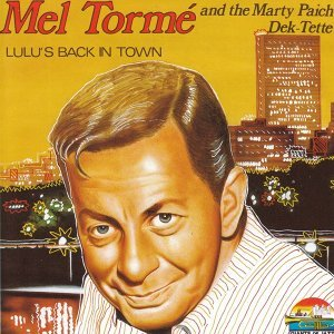 Mel Torme', The Marty Paich Dek-Tette 歌手頭像
