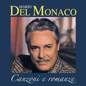 Mario Del Monaco アーティスト写真