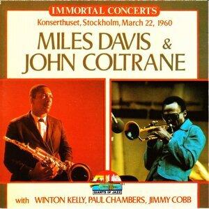 Miles Davis Quintet, John Coltrane 歌手頭像