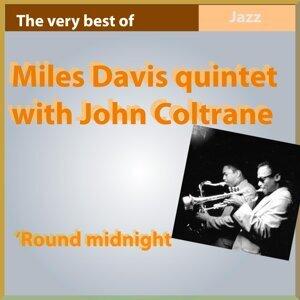 Miles Davis Quintet, John Coltrane アーティスト写真