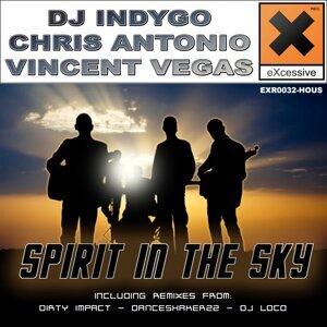 DJ Indygo, Chris Antonio versus Vincent Vegas 歌手頭像