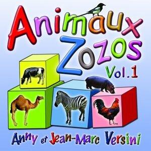 Jean-Marc Versini, Anny Versini 歌手頭像