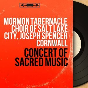 Mormon Tabernacle Choir of Salt Lake City, Joseph Spencer Cornwall 歌手頭像