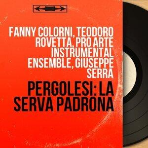 Fanny Colorni, Teodoro Rovetta, Pro Arte Instrumental Ensemble, Giuseppe Serra 歌手頭像