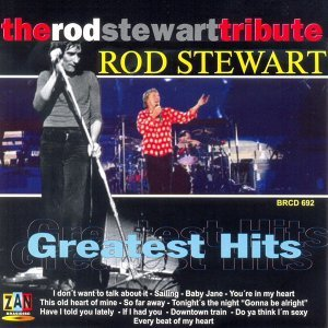 The Rod Stewart Tribute 歌手頭像