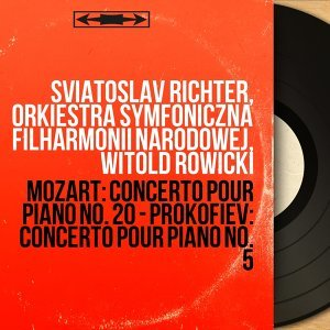 Sviatoslav Richter, Orkiestra Symfoniczna Filharmonii Narodowej, Witold Rowicki 歌手頭像
