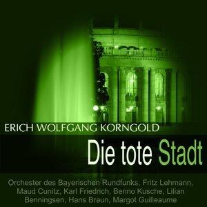 Orchester des Bayerischen Rundfunks, Fritz Lehmann, Maud Cunitz, Karl Friedrich 歌手頭像