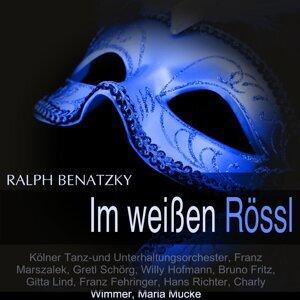 Kölner Tanz-und Unterhaltungsorchester, Franz Marszalek, Gretl Schörg, Willy Hofmann 歌手頭像