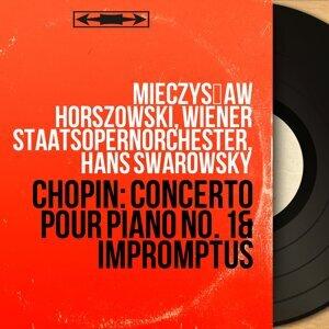 Mieczysław Horszowski, Wiener Staatsopernorchester, Hans Swarowsky 歌手頭像