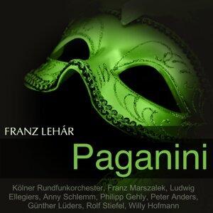 Kölner Rundfunkorchester, Franz Marszalek, Anny Schlemm, Peter Anders 歌手頭像