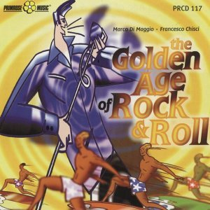 The Golden Age Of Rock And Roll 歌手頭像