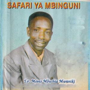 Ev. Moses Mbuthia Mwaniki 歌手頭像