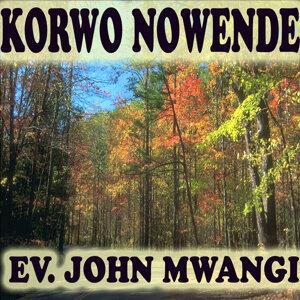 Ev. John Mwangi 歌手頭像