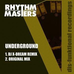Rhythm Masters 歌手頭像