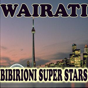 Bibirioni Super Stars 歌手頭像