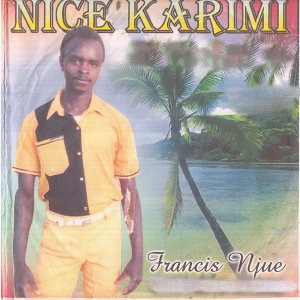 Francis Njue 歌手頭像
