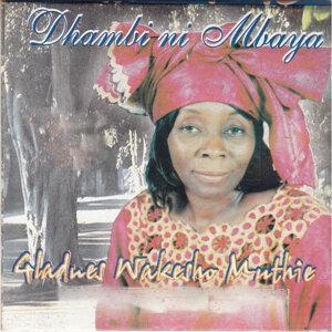 G. Wakesho Muthie 歌手頭像
