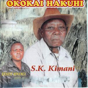 Ernest Mwangi S.K. Kimani 歌手頭像