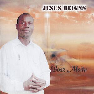 Boaz Msitu 歌手頭像