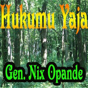 Gen. Nix Opande 歌手頭像