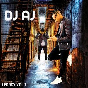 DJ AJ 歌手頭像
