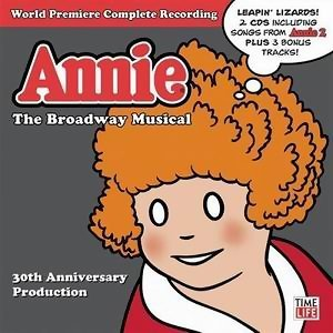 Annie: The Broadway Musical 30th Anniversary Cast Recording 歌手頭像