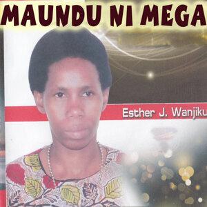 Esther J Wanjiku 歌手頭像