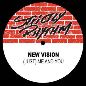 New Vision 歌手頭像