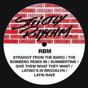 R.B.M. 歌手頭像