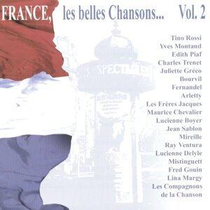 France, Les Belles Chansons...Volume 2 歌手頭像