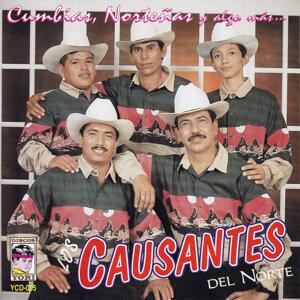Los Causantes Del Norte 歌手頭像