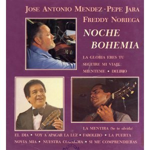 José Antonio Méndez / Pepe Jara / Freddy Noriega 歌手頭像