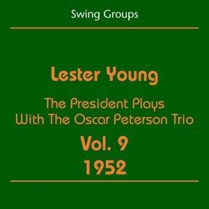 Lester Young, Oscar Peterson Trio 歌手頭像