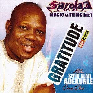 Alh. Sefiu Alao Adekunle 歌手頭像