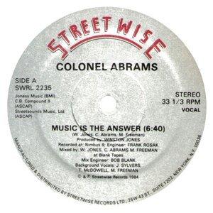 Colonel Abrams 歌手頭像
