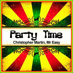 Christopher Martin, Mr Easy 歌手頭像