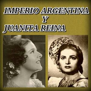 Imperio Argentina y Juanita Reina 歌手頭像