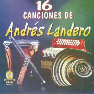 Andres Landero 歌手頭像