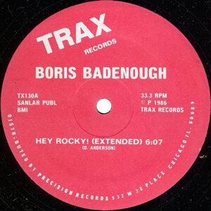 Boris Badenough