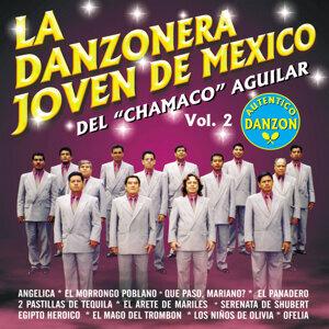 La Danzonera Joven De Mexico Del Chamaco Aguilar 歌手頭像