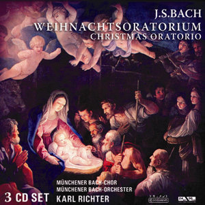 Karl Richter & Münchner Bach-Chor & Münchener Bach-Orchester 歌手頭像