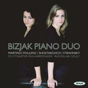 Bizjak Piano Duo 歌手頭像