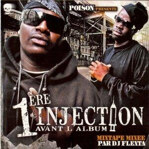 1ère Injection avant l'album 歌手頭像