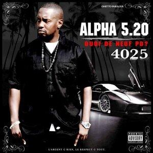 Alpha 5.20 歌手頭像