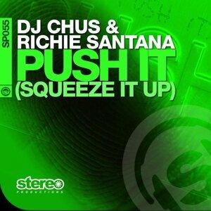 DJ Chus, Richie Santana 歌手頭像