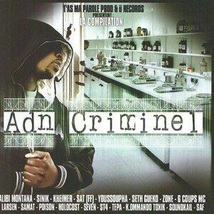 Adn Criminel 歌手頭像