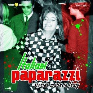 Italiani Paparazzi 歌手頭像