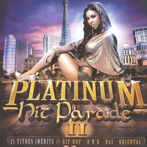 Platinium Hit Parade II 歌手頭像