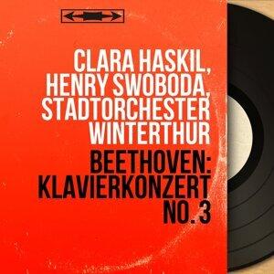 Clara Haskil, Henry Swoboda, Stadtorchester Winterthur 歌手頭像